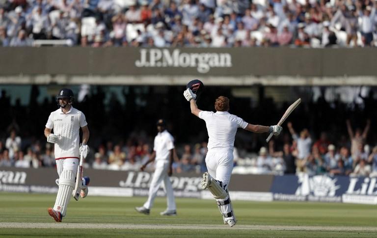 England batsman Jonny Bairstow