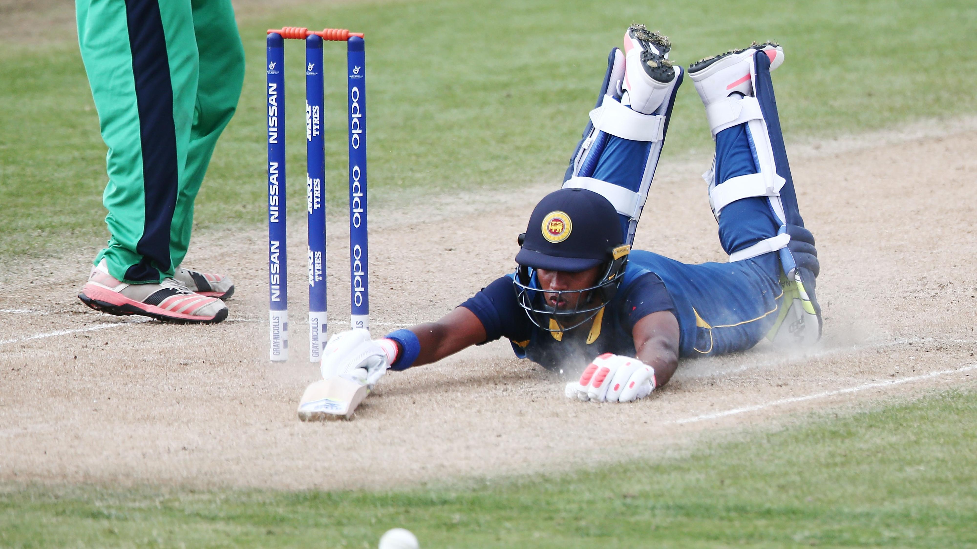 Sri Lanka v Ireland, U19 Cricket World Cup, 2018