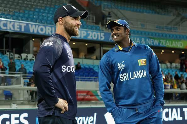 Live streaming and how to watch Scotland vs Sri Lanka 2019